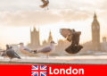Yabancı kökenli uluslararası ziyaretçiler için Londra'da gezilecek yerler