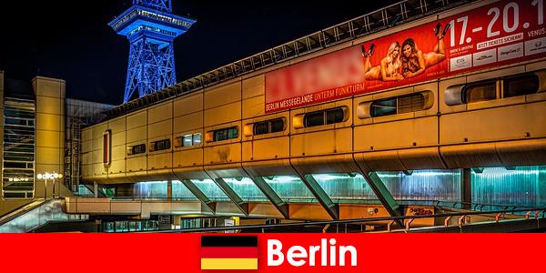Genelevler ve asil eskort modelleri ile Berlin gece hayatını yaşayın