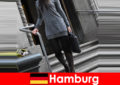 Hamburg'daki zarif bayanlar, özel sağduyulu eskort hizmeti ile gezginleri şımartıyor