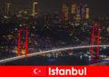 İstanbul'un gençlere yönelik pub, bar ve kulüplerinde gece hayatı