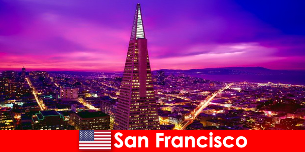 San Francisco, göçmenler için canlı bir kültürel ve ekonomik merkezdir