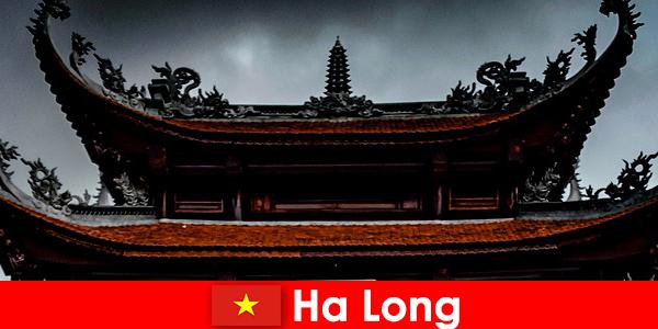 Ha long, yabancılar arasında kültürel bir şehir olarak bilinir