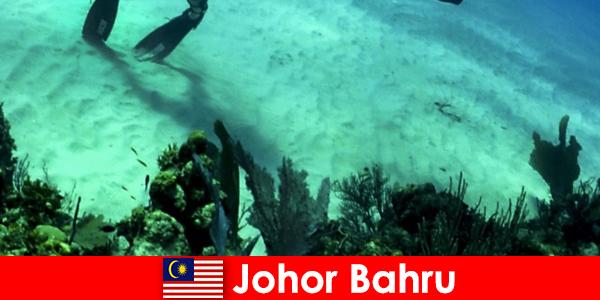 Johor Bahru Dalış, tırmanma, yürüyüş ve çok daha fazlasında macera aktiviteleri