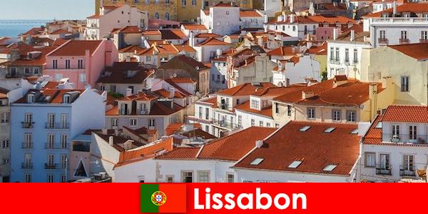 Lizbon, plaj güneşi ve lezzetli yemekleriyle sahil kentinin en iyi seyahat noktası