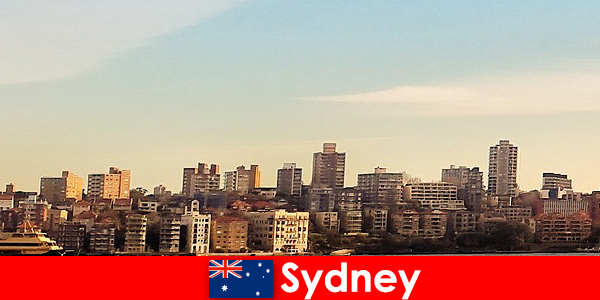 Sidney, yabancılar arasında dünyanın en çok kültürlü şehirlerinden biri olarak biliniyor