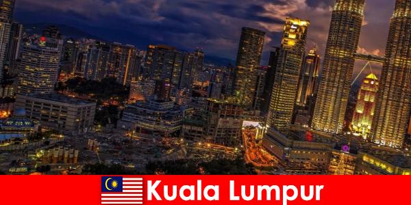 Kuala Lumpur, Güneydoğu Asya'ya seyahat edenler için her zaman görülmeye değerdir