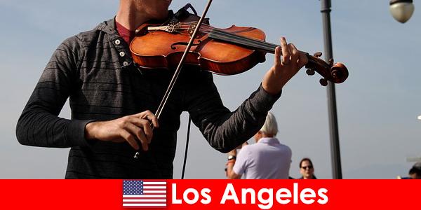 Uluslararası gezginler için Los Angeles'ta görülmesi gereken yerler