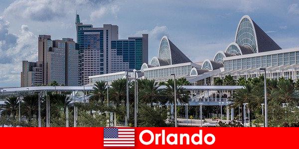 Orlando, Amerika Birleşik Devletleri'nde en çok ziyaret edilen turistik yer