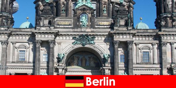 Covid 19'a rağmen, Berlin dünyanın her yerinden yeni turistleri çekiyor
