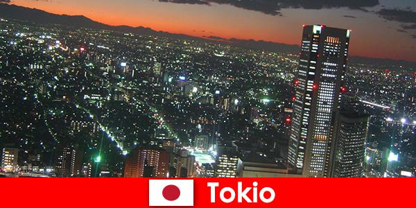 Yabancılar dünyanın en büyük ve en modern şehri olan Tokyo'yu seviyor