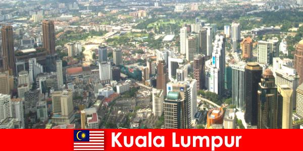 Malezya'daki Kuala Lumpur Asya severler buraya tekrar tekrar geliyor
