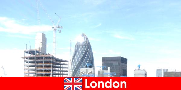 İngiltere'den Londra'da görülecek yerler ve turistik yerler